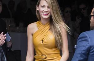 Blake Lively : Femme fatale à Milan, exquise égérie Gucci