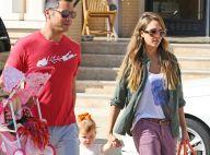Jessica Alba : Virée shopping et loisirs girly avec ses filles