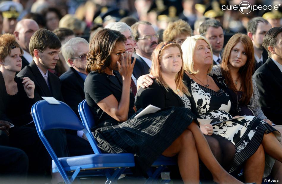 Barack obama et la jolie michelle obama ont assist une for Dans nos coeurs 85