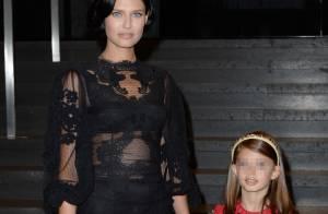 Fashion Week : Bianca Balti et sa fille, ravissant duo pour Dolce & Gabbana