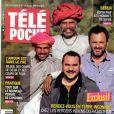 Magazine Télé Poche du 21 septembre 2013.