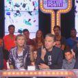 """Anaïs, grande gagnante de Secret Story 7 dans l'émission """"Touche pas à mon poste"""" du 23 septembre 2013."""