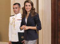 Letizia d'Espagne : Visiteuse et intérimaire de charme pour le roi, hospitalisé