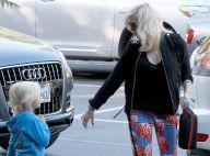 Gwen Stefani, enceinte : Sortie fashion avec Zuma, baby bump à bord !