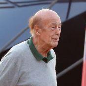 Valéry Giscard d'Estaing : En forme à 87 ans pour une balade à Saint-Tropez