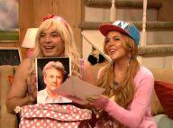 Lindsay Lohan tacle Miley Cyrus et se fait remonter les bretelles par Oprah