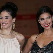 Roselyn Sanchez et Edy Ganem : Sublimes ''Devious Maids'' d'une nuit romaine