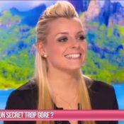 Secret Story 7 -Alexia: Son secret gore censuré, sa moustache... Elle dit tout !
