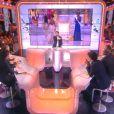 Marine Lorphelin était l'invitée de l'émission 'Touche pas à mon poste' le 1er octobre.