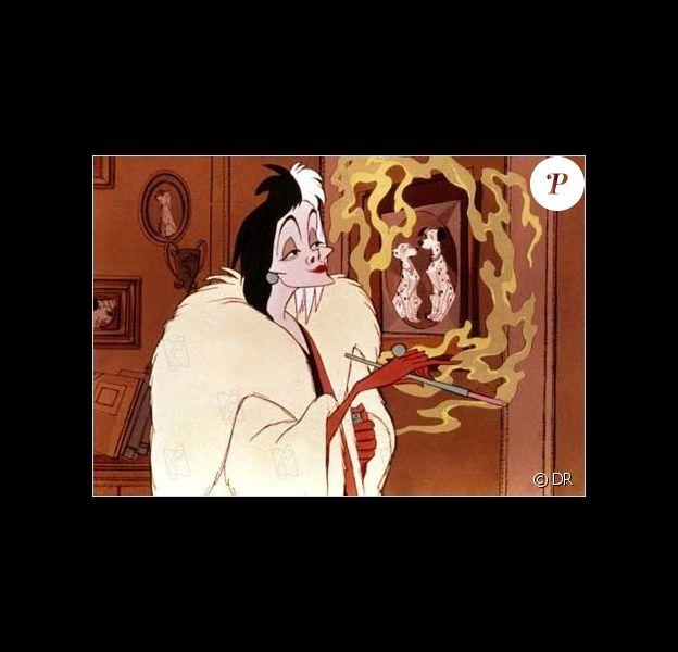 La fameuse Cruella d'Enfer de Disney