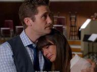 Glee saison 5 : Lea Michele éplorée dans la 1re vidéo hommage à Cory Monteith