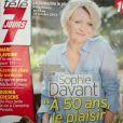 Le magazine Télé 7 Jours du 6 octobre 2013
