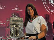 Marion Bartoli : Marraine de charme du Qatar Prix de l'Arc de Triomphe