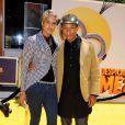 Pharrell Williams et Helen Lasichanh à Los Angeles, le 22 juin 2013.