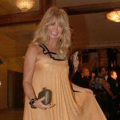 Goldie Hawn : 67 ans et une énergie de jeunette pour la star en séjour à Rio