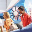 Le 24 septembre 2013, de retour à Monaco après une soirée de fiançailles au Couvent des Minimes dans le Lubéron, Novak Djokovic et Jelena Ristic allaient choisir chez le joaillier monégasque de renom Ciaudano les alliances pour leur mariage...