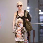 Gwen Stefani, enceinte : Relax pendant que son ex Tony Kanal roucoule en famille