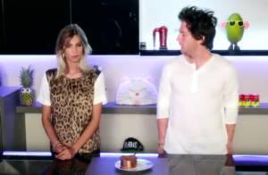 Jean Imbert et Alexandra Rosenfeld : Amoureux et drôles pour leur 1ère recette