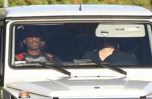 Khloé Kardashian et Lamar Odom : En plein scandale, ils s'affichent ensemble !