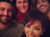 Kris Jenner, comblée avec son ex et ses fils : Trop beau pour être vrai ?