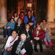 """Yoann Fréget lors du 20e gala annuel de charité """"Faire Face"""" organisé à l'Opéra d'Avignon, le 12 octobre 2013."""
