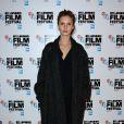Marine Vacth lors de la première de Jeune et Jolie au BFI Film Festival, Vue Cinema, Londres, le 14 octobre 2013.