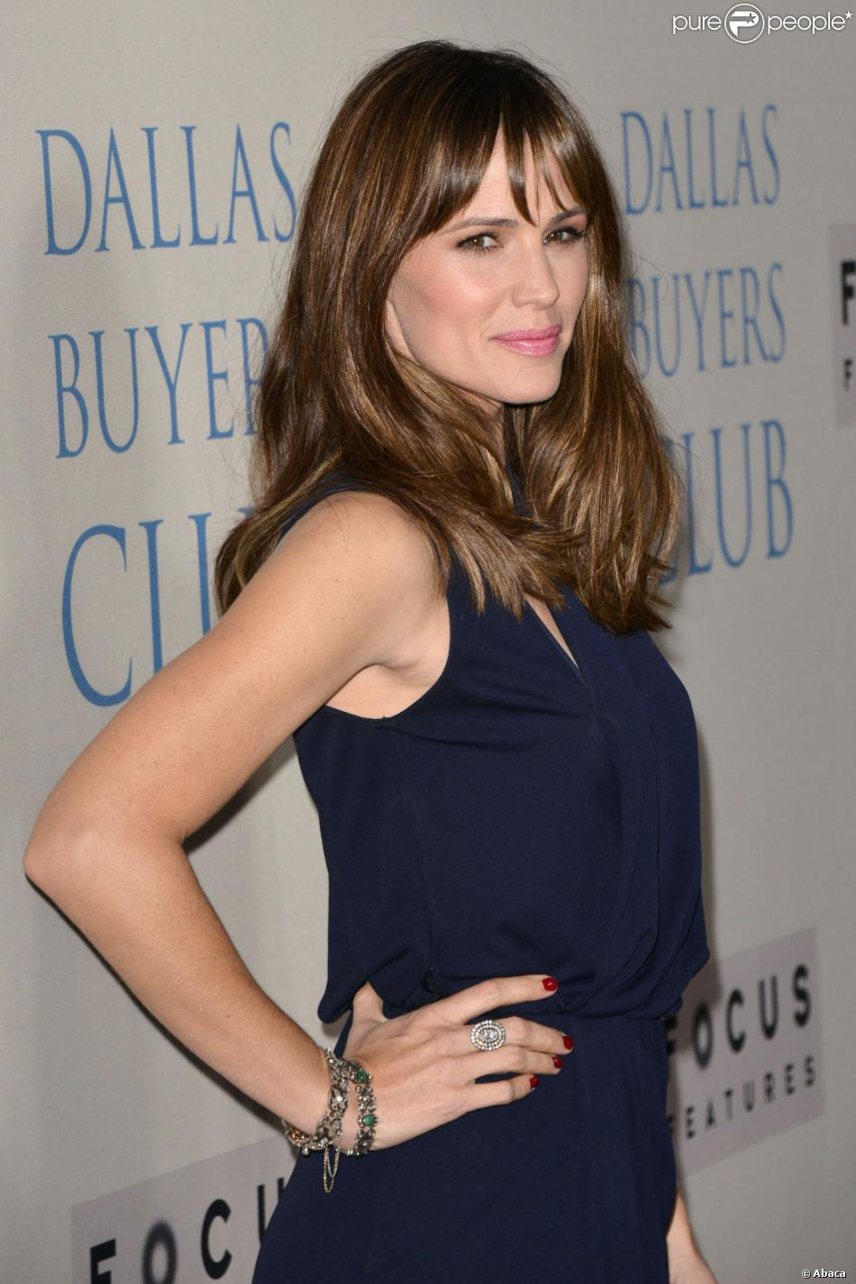 Jennifer Garner à la première de Dallas Buyers Club à Beverly Hills, Los Angeles, le 17 octobre 2013.