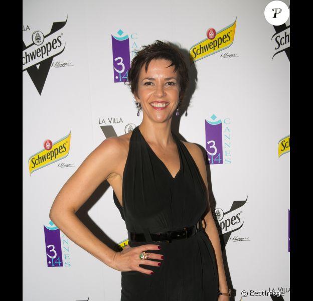 Nathalie Renoux le 20 mai 2013 à Cannes