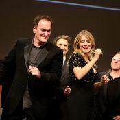 Mélanie Laurent, première sortie après bébé : Déchaînée avec Quentin Tarantino