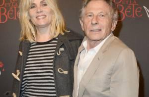 Emmanuelle Seigner et Roman Polanski : Couple mythique pour La Belle et la Bête