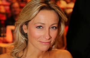 Anne-Sophie Lapix : ''Mes enfants n'ont jamais trop aimé me regarder !''