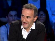 Elie Semoun dévoile l'identité de son cousin, une star de la chanson française !