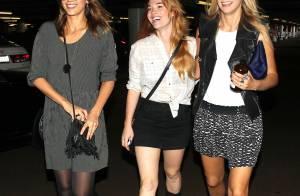 Jessica Alba : Week-end entre copines entre fête et déguisement !