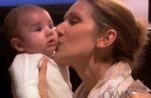 Céline Dion, star et mère de trois enfants : ''J'aime cette responsabilité''