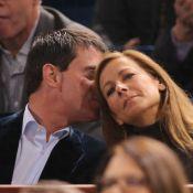 Anne Gravoin-Manuel Valls, Michèle Laroque-François Baroin : Amoureux à Bercy
