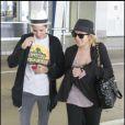 Lindsay Lohan et Samantha Ronson à Miami