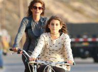 Cindy Crawford et sa fille Kaia : Balade sportive pour le top et son mini-moi