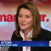 Cécilia Attias sur CNN : ''Partir, c'était dire au monde, je veux vivre ma vie''