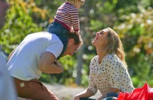Drew Barrymore, enceinte de son 2e bébé : Interview de la maman aux anges
