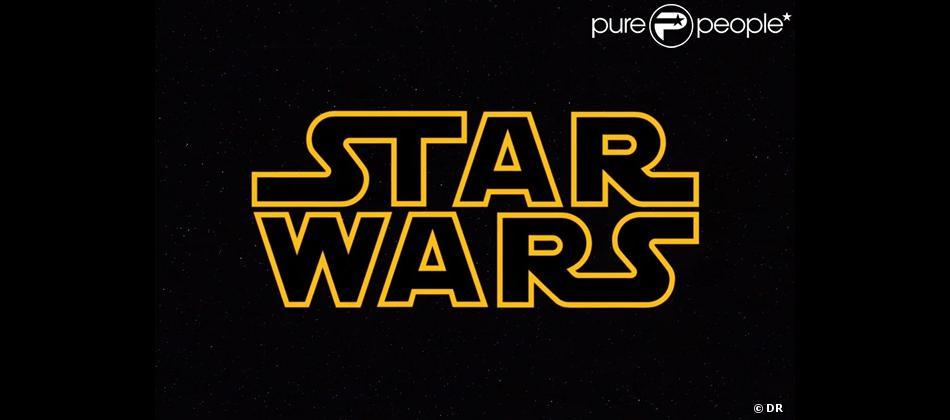 Le logo de la saga culte Star Wars