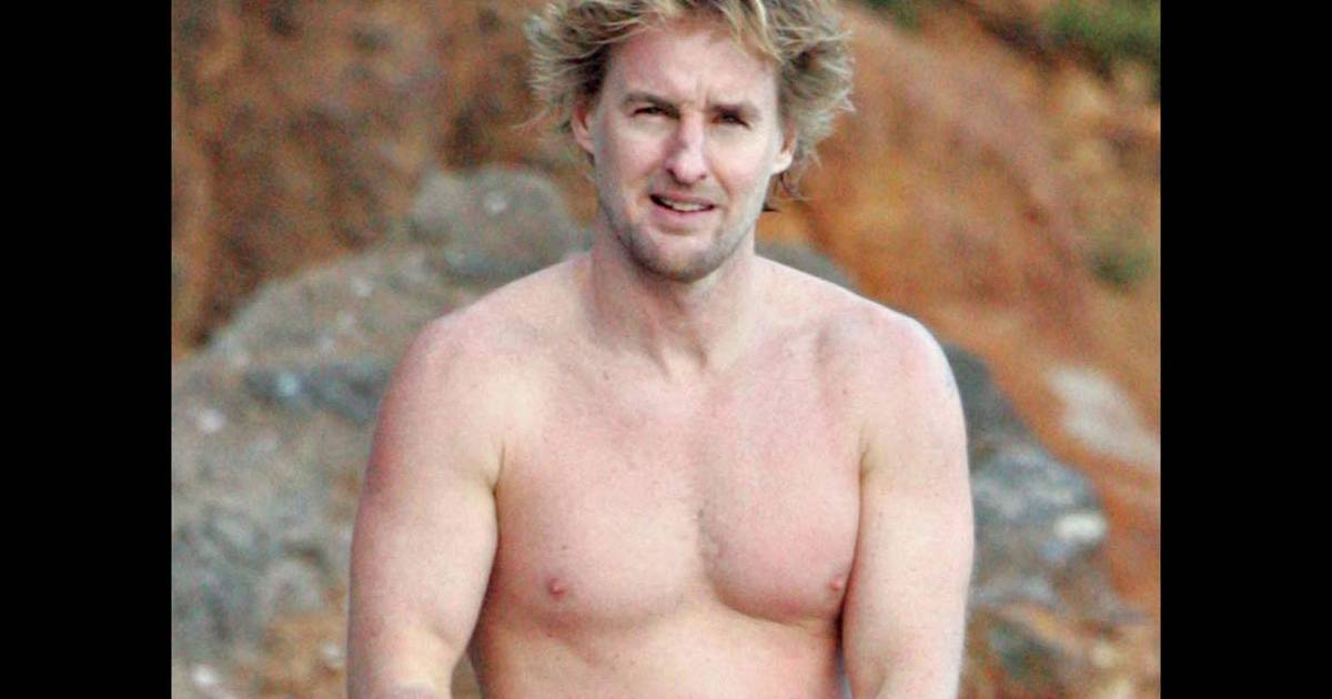 Owen wilson nude fakes — pic 9