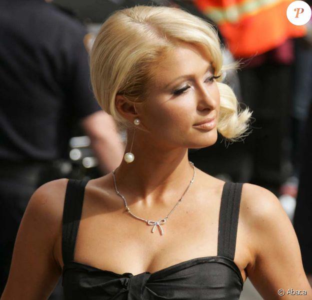 Paris Hilton a manqué une occasion de briller sur les planches