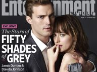 Fifty Shades of Grey : La 1re photo du couple Jamie Dornan et Dakota Johnson