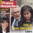 France Dimanche - édition du vendredi 15 novembre 2013