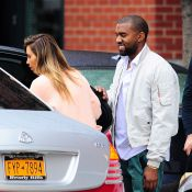 Kim Kardashian : Première fan de Kanye West en pleine tournée
