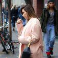 Kim Kardashian à New York, le 17 novembre 2013.