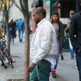Kanye West à New York, le 17 novembre 2013.
