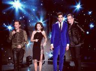 The Voice 3 : Première photo de Jenifer, Mika, Garou et Florent, très élégants !