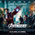 Poster d'Avengers.