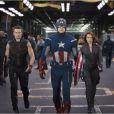 Bande-annonce d'Avengers.